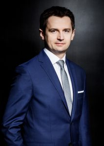 Artur Apostoł, Head of Investments w Globalworth Poland
