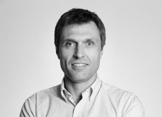 Artur Zawadzki z agencji marketingu mobilnego Spicy Mobile, pomysłodawca Just Run App