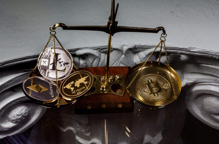 Blockchain kryptowaluty bitcoin