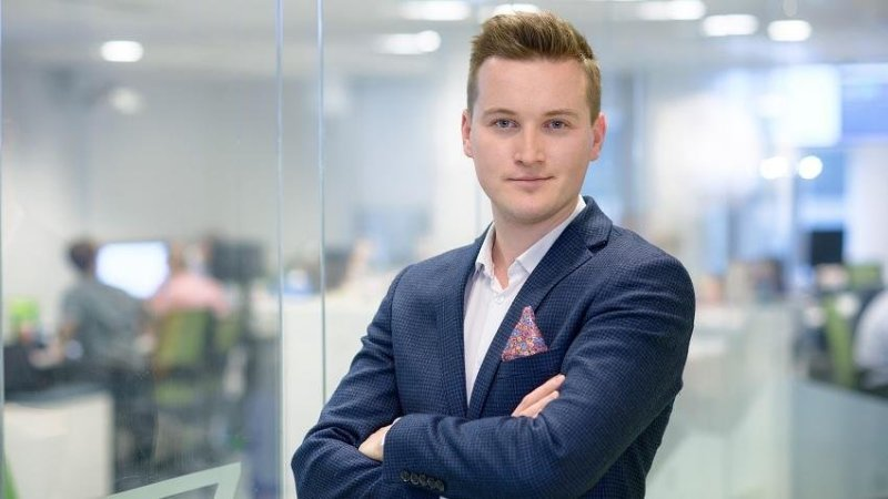 Dominik Ciula, Sales Manager Aasa Polska