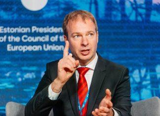 Hando Sutter, CEO, Eesti Energia