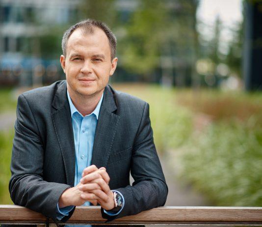 Jerzy Dąbrowski, Dyrektor Generalny firmy faktoringowej Bibby Financial Services