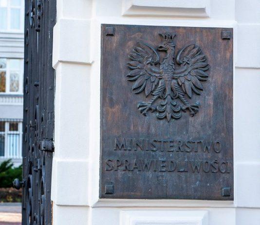 Ministerstwo Sprawiedliwości prawo