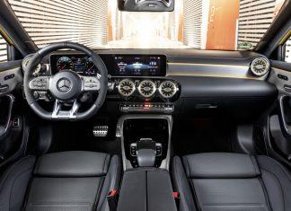 Der neue Mercedes-AMG A 35 4MATIC: Neuer Einstieg in die Welt der Driving Performance The new Mercedes-AMG A 35 4MATIC: New entry-level model opens up the world of driving performance