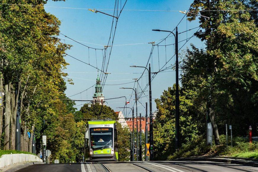 Olsztyn tramwaj