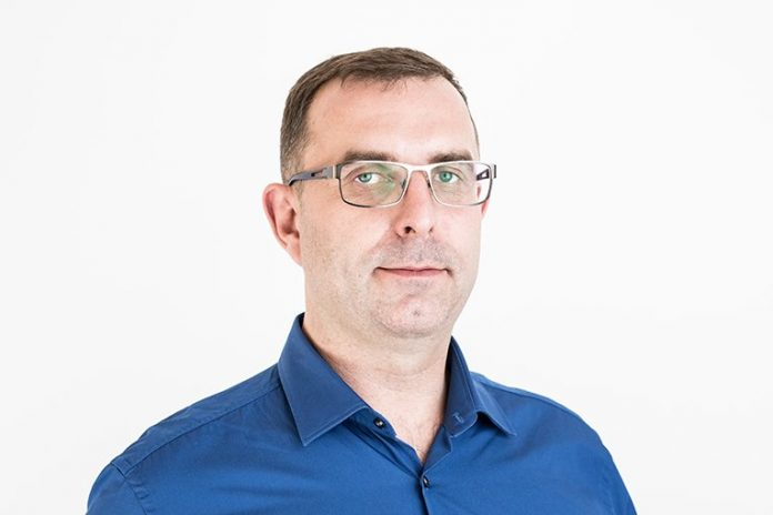 Robert Strzelecki,prezes zarządu technologicznej Grupy TenderHut