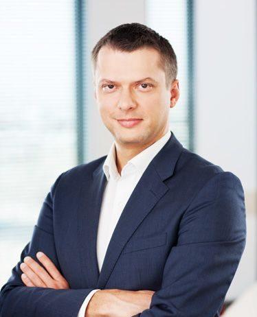 Tomasz Gorzycki, Dyrektor Zarządzający HRS Polska