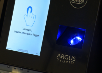 Handel coraz częściej sięga po biometrię. Czytniki naczyń krwionośnych zwiększą poziom bezpieczeństwa i zmienią organizację pracy