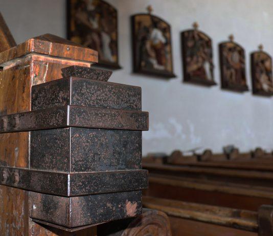 kościół ofiara