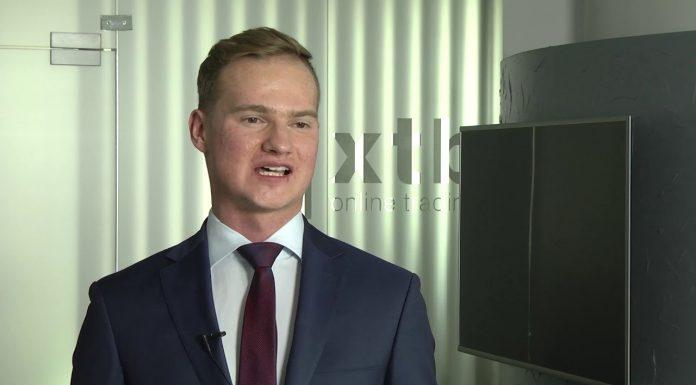 Piotr Jaromin, ekspert XTB