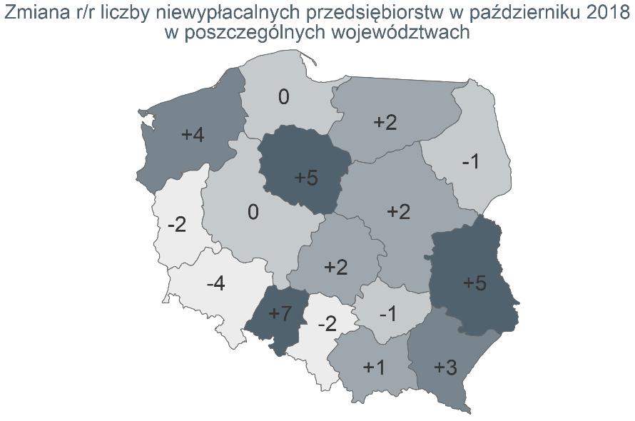 niewypłacalności polskich firm 5