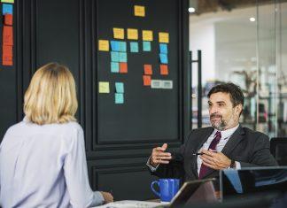 rozmowa spotkanie rekrutacja