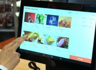 Inteligentna waga z system operacyjnym Android zastąpi kasjera. Najnowsze technologie wprowadzają rewolucyjne zmiany w handlu