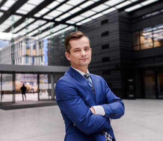 Adam Głos prezes Tax Care
