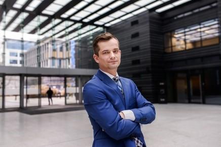 Adam Głos, prezes zarządu Tax Care