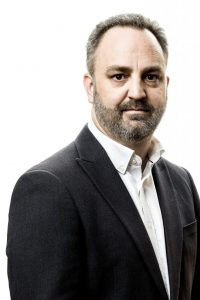 Joe Baguley, VP & CTO EMEA, VMware