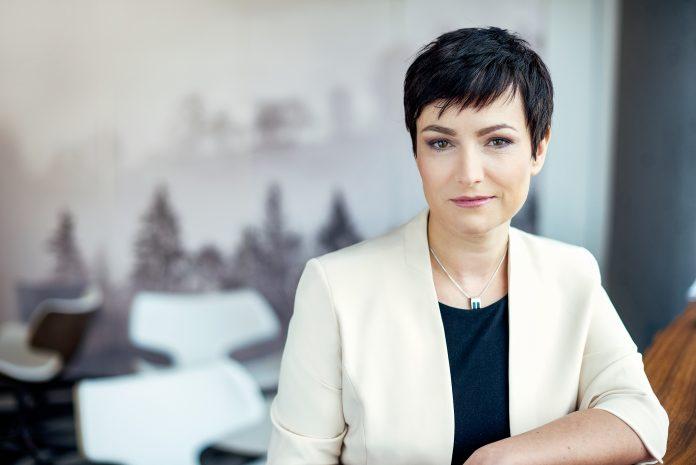 Katarzyna Krokosińska, dyrektor biura JLL we Wrocławiu