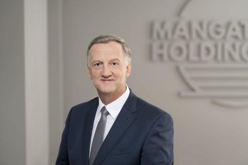 Leszek Jurasz - Prezes Zarządu MANGATA HOLDING S.A.