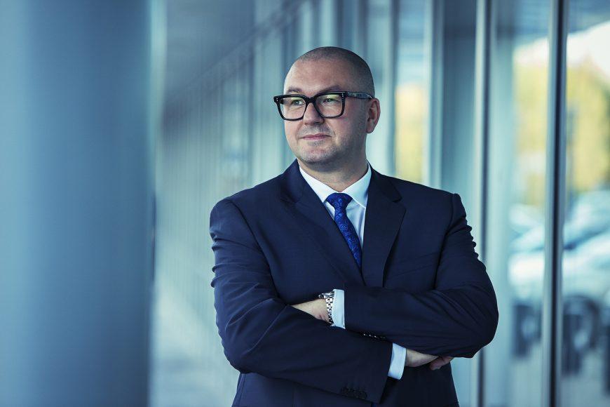 Mariusz Ziółkowski, Country General Manager, Tech Data Polska