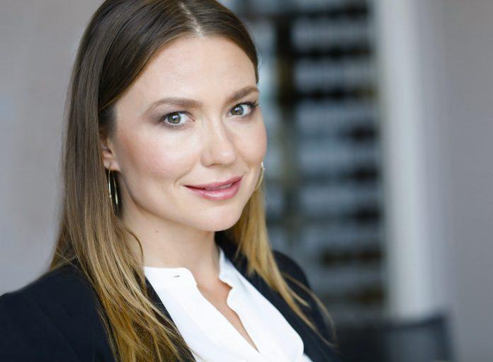 Marta Cegielnik-Michalska, Senior Associate w Dziale Powierzchni Handlowych, Colliers International