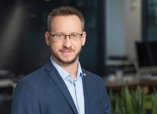 Piotr Bettin, menedżer ds. rozwoju biznesuinteligentnych systemów wideo w firmie Konica Minolta