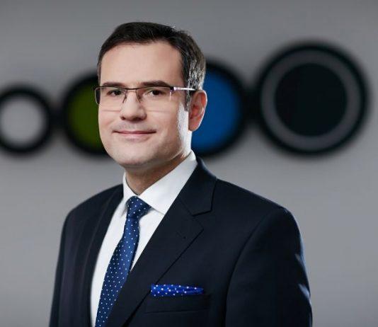 Piotr Sarnecki, dyrektor generalny Polskiego Związku Przemysłu Oponiarskiego
