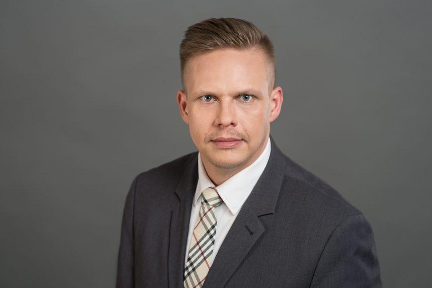 Rafał Szarzyński, Country Sales & Marketing Manager, Sharp Electronics CEE