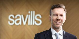 Tomasz Buras, dyrektor zarządzający Savills w Polsce