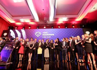 Zwycięzcy ABSL Diamonds Awards 2018