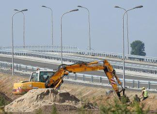 budowa drogi autostrada