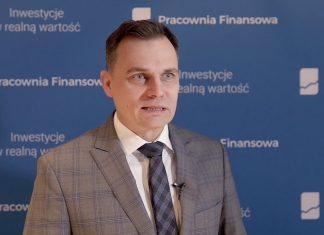 Tomasz Wiśniewski, wiceprezes Pracowni Finansowej