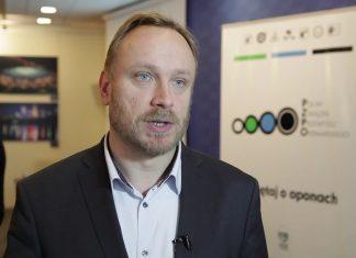 Łukasz Zboralski, redaktor naczelny portalu BRD24.pl