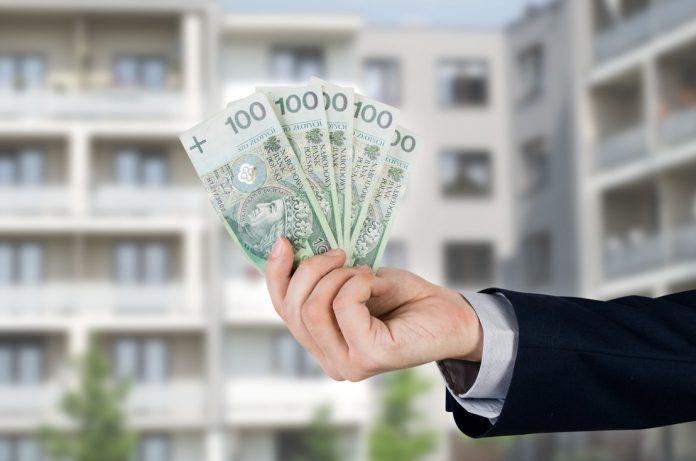 pieniądze mieszkanie nieruchomości