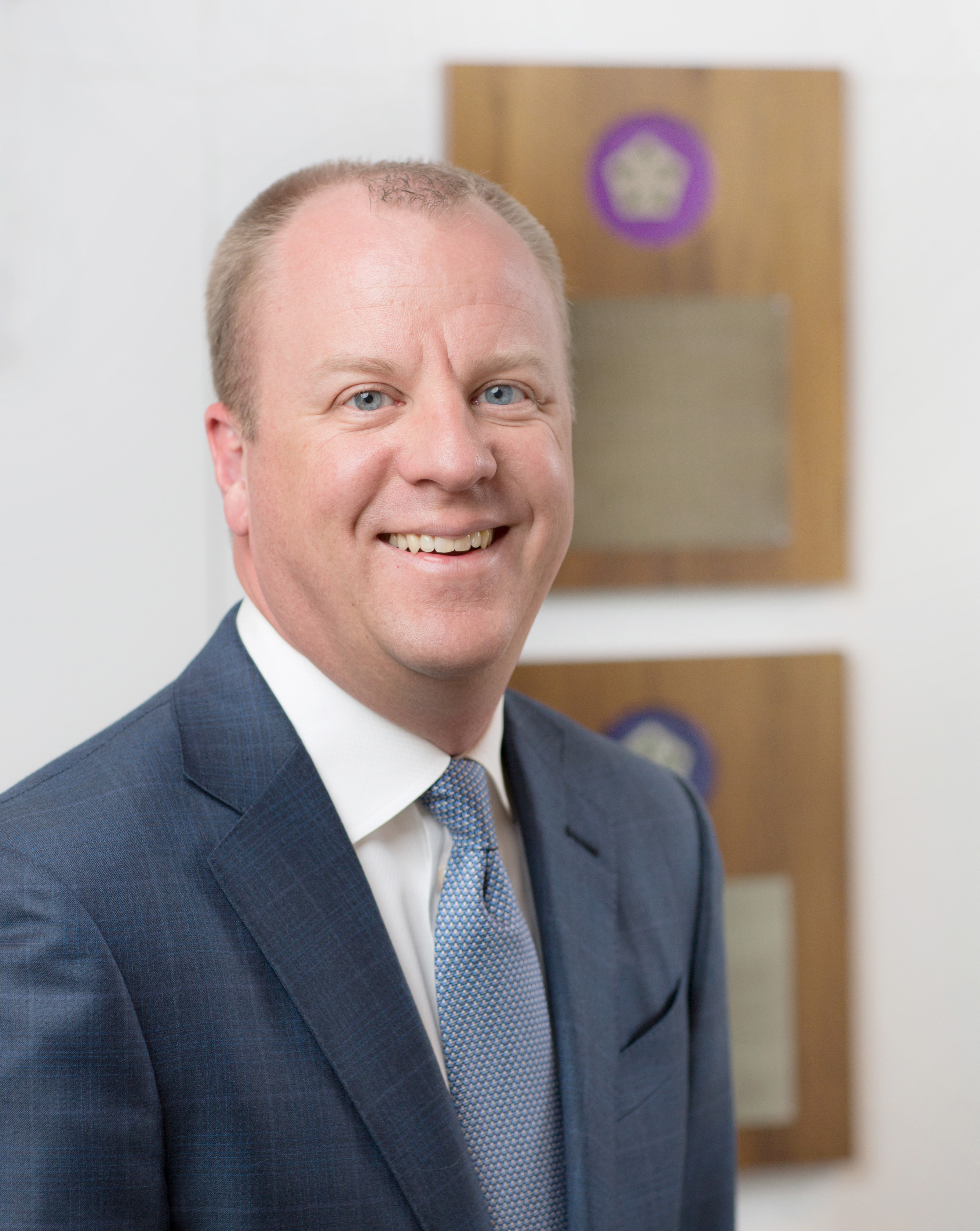Bert Nappier - prezes FedEx Express i dyrektor TNT