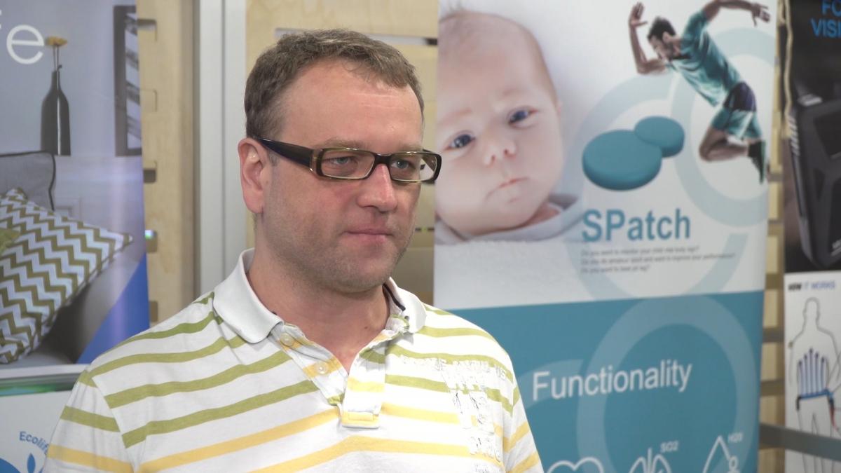 CES 2019:Urządzenie polskiej firmy sprawdzi poziom nawodnienia organizmu. Sprawdzi się w monitoringu stanu zdrowia niemowląt i sportowców 1