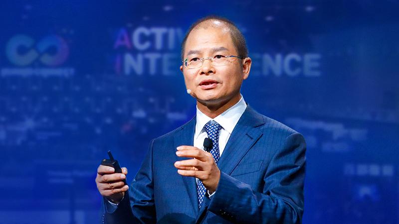 Eric Xu, Wiceprezes Huawei