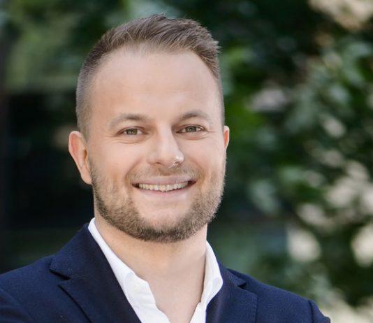 Karol Sadaj, country manager Revolut w Polsce