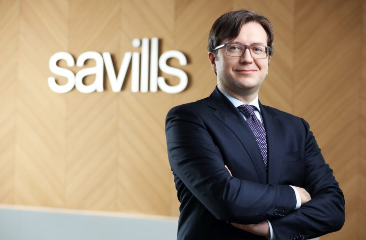 Marek Paczuski, dyrektor w dziale doradztwa inwestycyjnego w Savills
