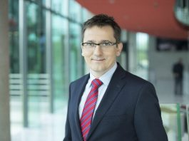 dr Mariusz Cholewa, prezes Zarządu BIK