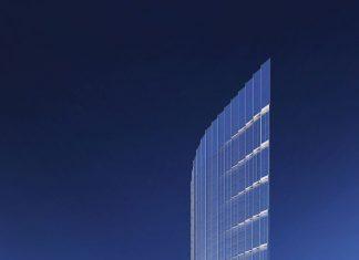 Mennica Legacy Tower_wizualizacja