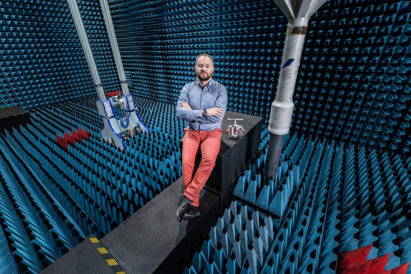 Paweł Rymaszewski, prezes Thorium Space (źródło ThoriumSpace)