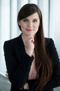 Aleksandra Sierocińska, Konsultant w dziale Rynków Kapitałowych, Cushman & Wakefield