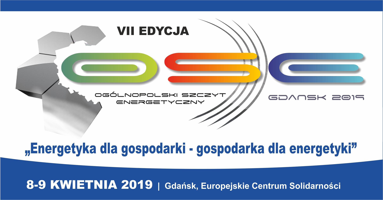 VII edycja Ogólnopolskiego Szczytu Energetycznego OSE GDAŃSK 2019
