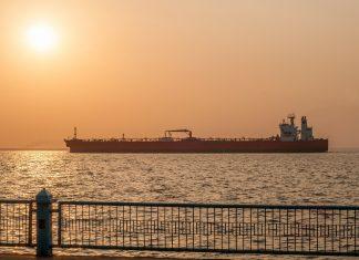 tankowiec statek ropa