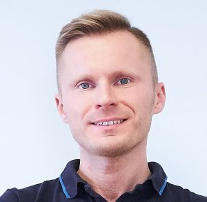 Bartosz Jurga – head of presales, Xopero Software S.A. small