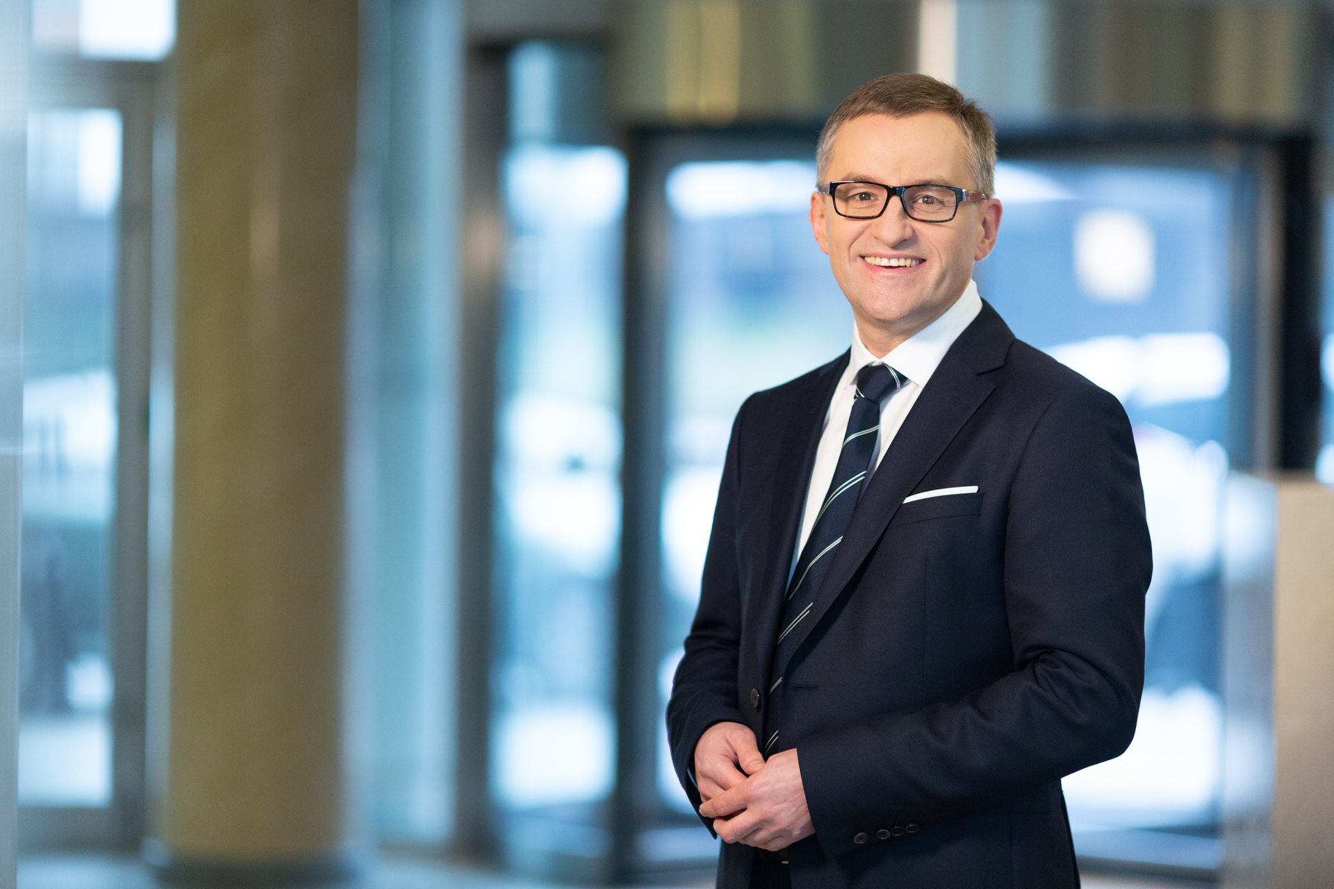 Paweł Kacprzyk, Prezes Zarządu Nationale-Nederlanden