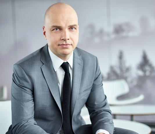 Tomasz Puch, Dyrektor Działu Rynków Kapitałowych Nieruchomości Biurowych i Magazynowych, JLL