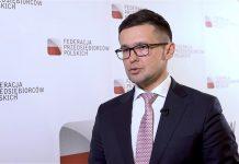 Mariusz Korzeb, wiceprzewodniczący Federacji Przedsiębiorców Polskich (FPP)