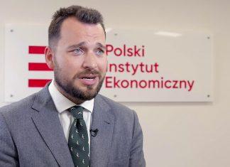 Piotr Arak, prezes Polskiego Instytut Ekonomicznego