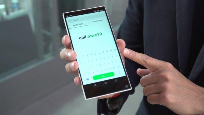 MWC19: Jeszcze w tym roku do sprzedaży trafi pierwszy smartfon oparty na technologii blockchain. Do wykonywania połączeń nie będzie już potrzebny numer telefonu
